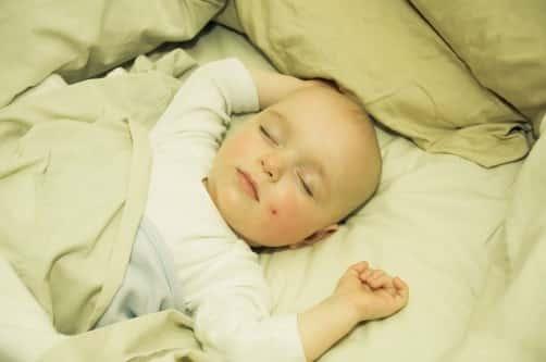 miracle bébé dort