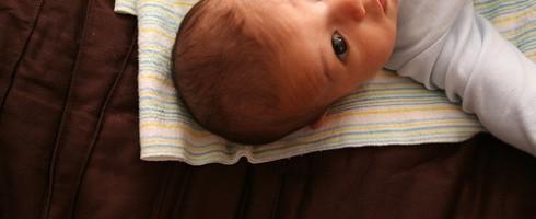 couche de bébé