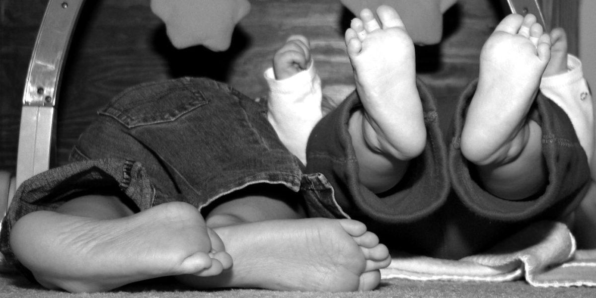 première journée chez l'assistante maternelle
