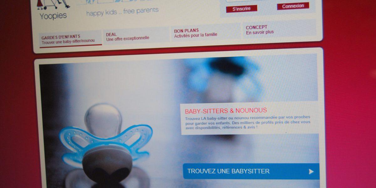 La première plateforme sociale pour trouver une baby-sitter ou une nounou pour bébé
