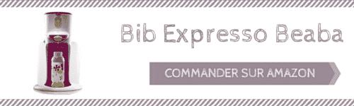 test du bib expresso de béaba