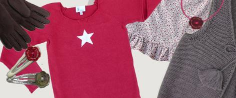 bobine, marque de vêtements pour enfants
