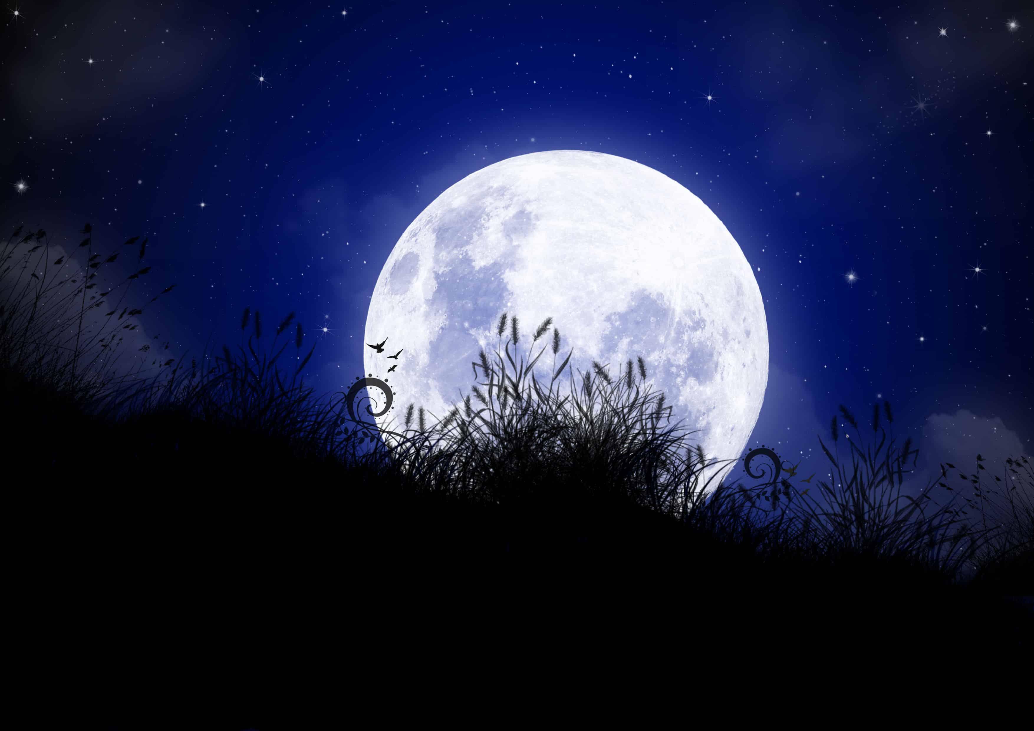 le biberon de bébé la nuit, un moment magique !