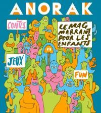 Anorak, un magazine pour les enfants
