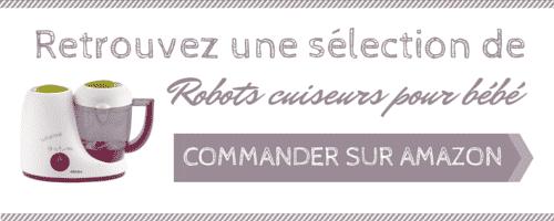 acheter robot bébé
