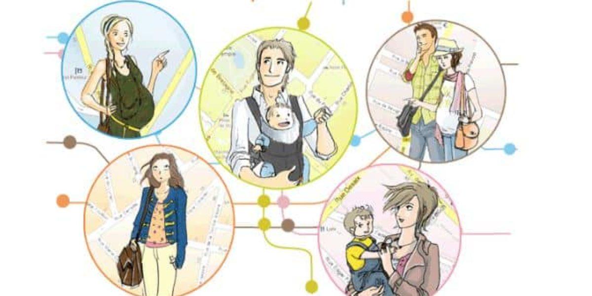 Le réseau social des papas et des mamans, pour dégotter des bons plans près de chez vous