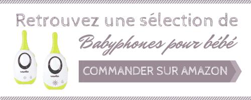 acheter un babyphone pas cher