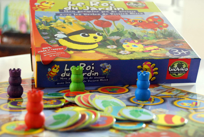 Bioviva, jeux éducatifs et écolos