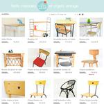 mobilier et objets vintage pour enfants : les Happy Vintage