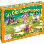 jouets de Noël 2012 : les oies gourmandes de sentoshère