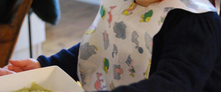 Bavoirs jetables Toly bibs pour bébé