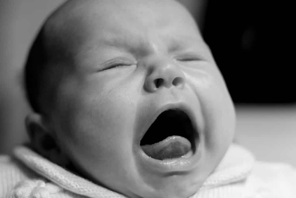 coliques de bébé : vers une explication ?