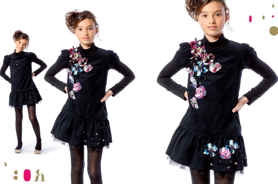 Catimini, robe anniversaire Métamorphose