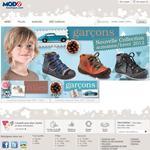 chaussures pour enfant Mod8