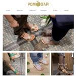 Chaussures enfant Pom d'Api
