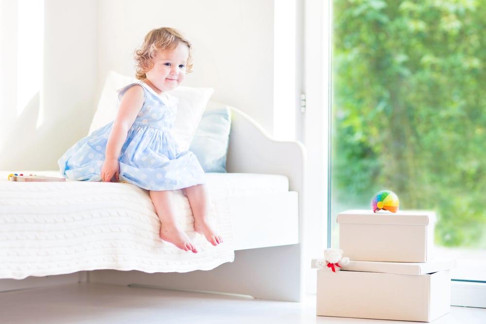 Quand passer bébé dans un grand lit ?