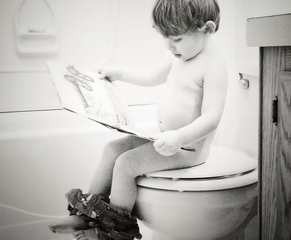 apprentissage de la propreté : 15 livres pour les enfants