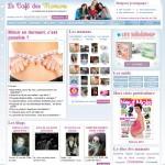 réseaux sociaux pour mamans, le café des mamans