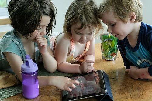 TOP 6 tablettes pour enfants
