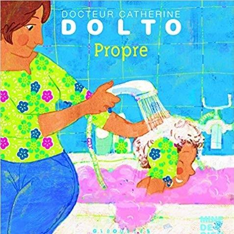 livre sur l'apprentissage de la propreté : Propre