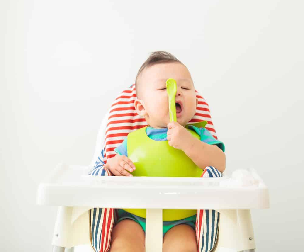 TOP 6 chaise haute bébé