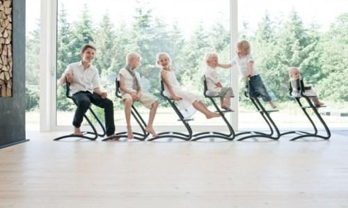 sélection chaise haute bébé