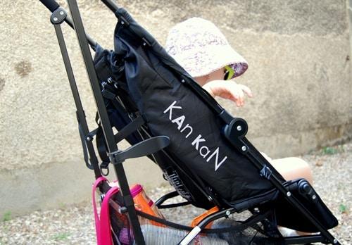 poussette outlander Kan Kan, le test