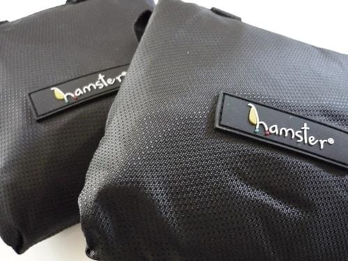 Hamster bags, des sacs pour poussettes pratiques et faciles à installer