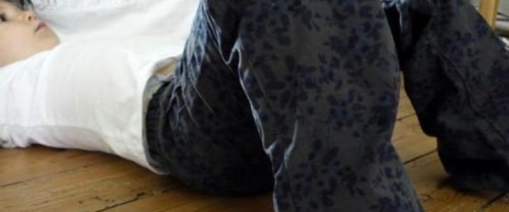 pantalon indestructible vertbaudet pour enfant