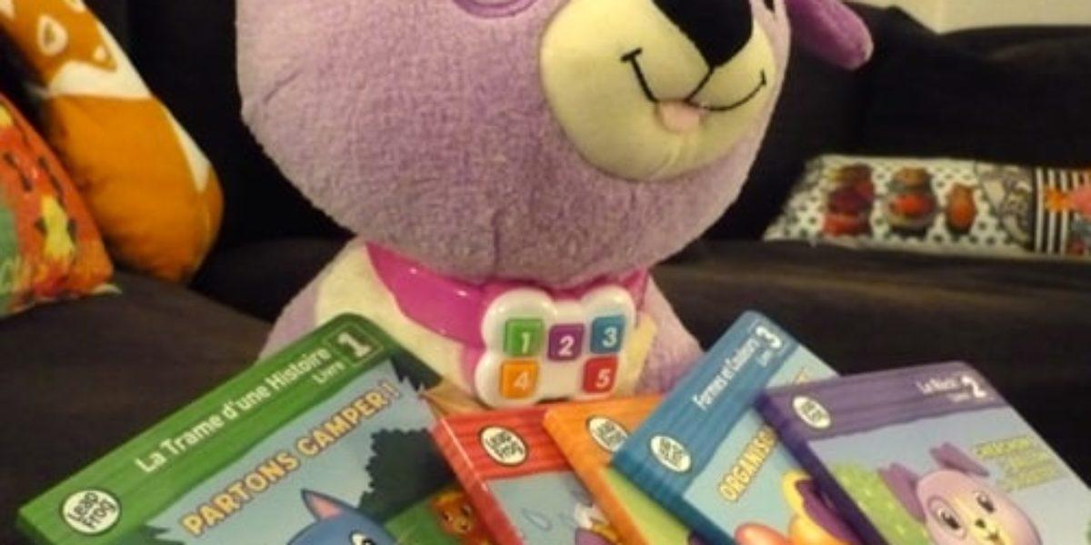 LeapFrog : Lis avec Violette