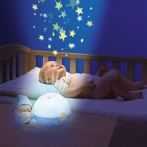 Lampe Chicco magic Projection