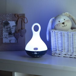 veilleuse lanterne magique Chicco bébé