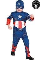 déguisements pour enfant : captain america