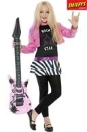 déguisements pour enfant : rock star