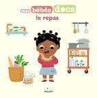 diversification alimentaire : Mes bébés docs, le repas