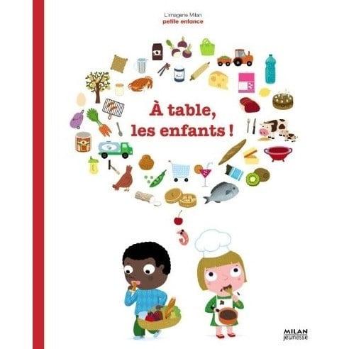 diversification alimentaire : à table les enfants !