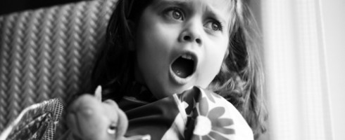 les enfants et les pronoms possessifs