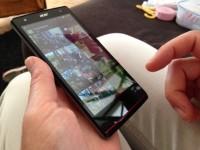 smartphone acer liquid E3