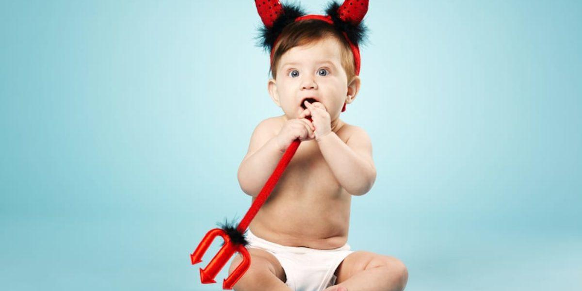 10 signes qui prouvent que nos enfants sont possédés par le démon