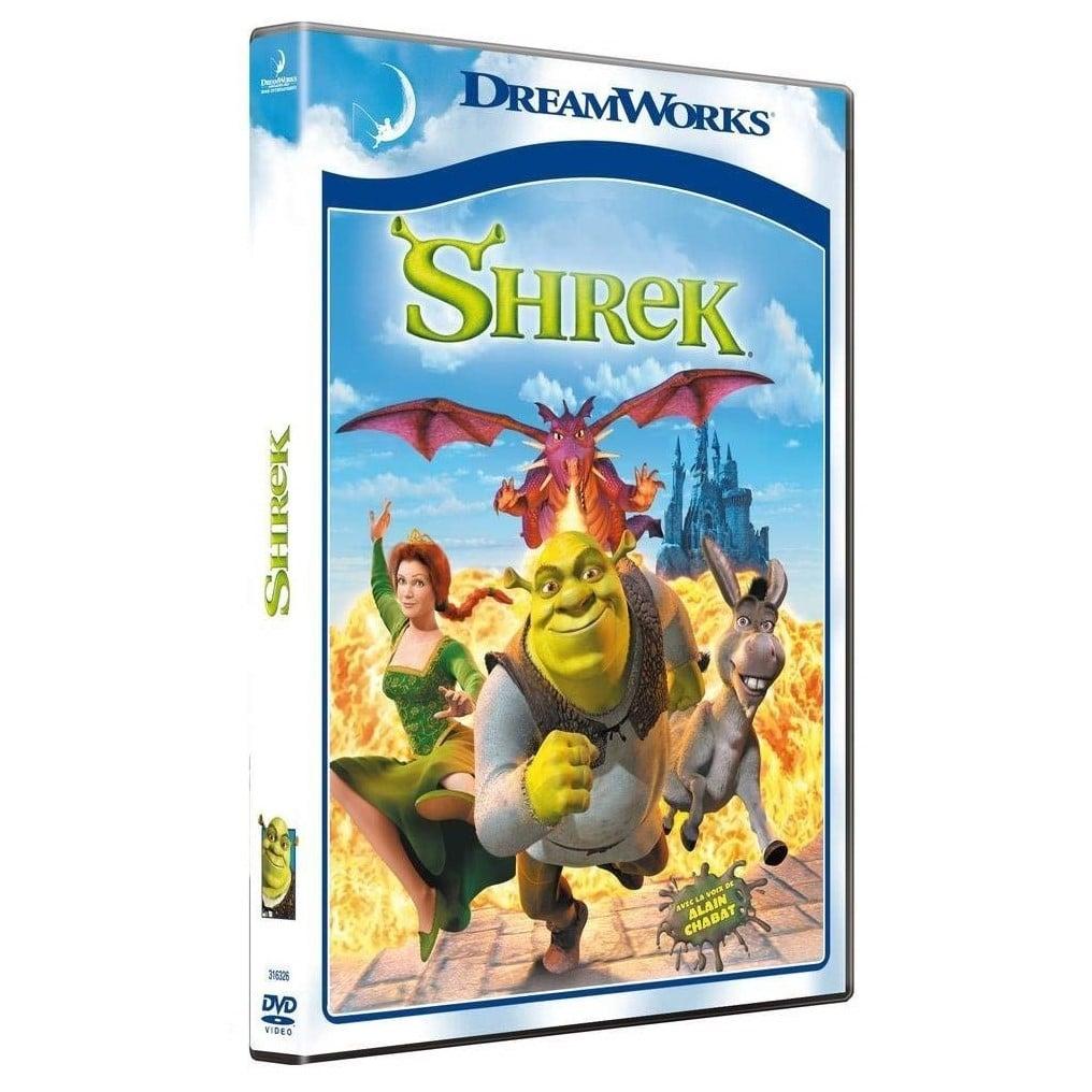 Dessin Animé Shrek