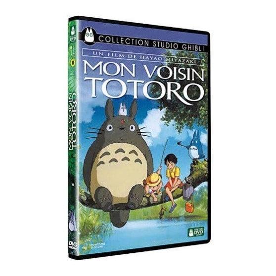 Dessin Animé Mon Voisin Totoro