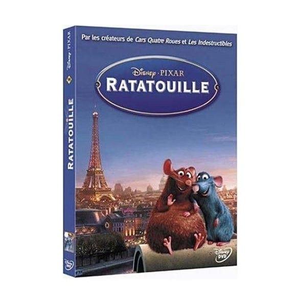 Dessin Animé Ratatouille