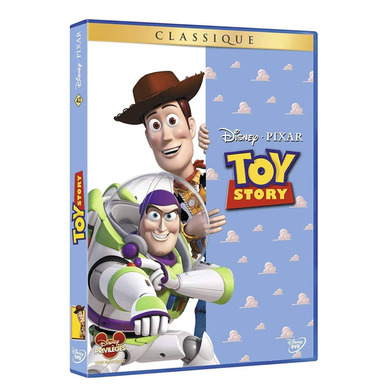 Dessin Animé Toy Story