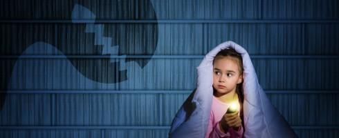 livres peurs et cauchemars d'enfant
