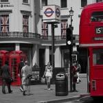 voyager à Londres avec des enfants