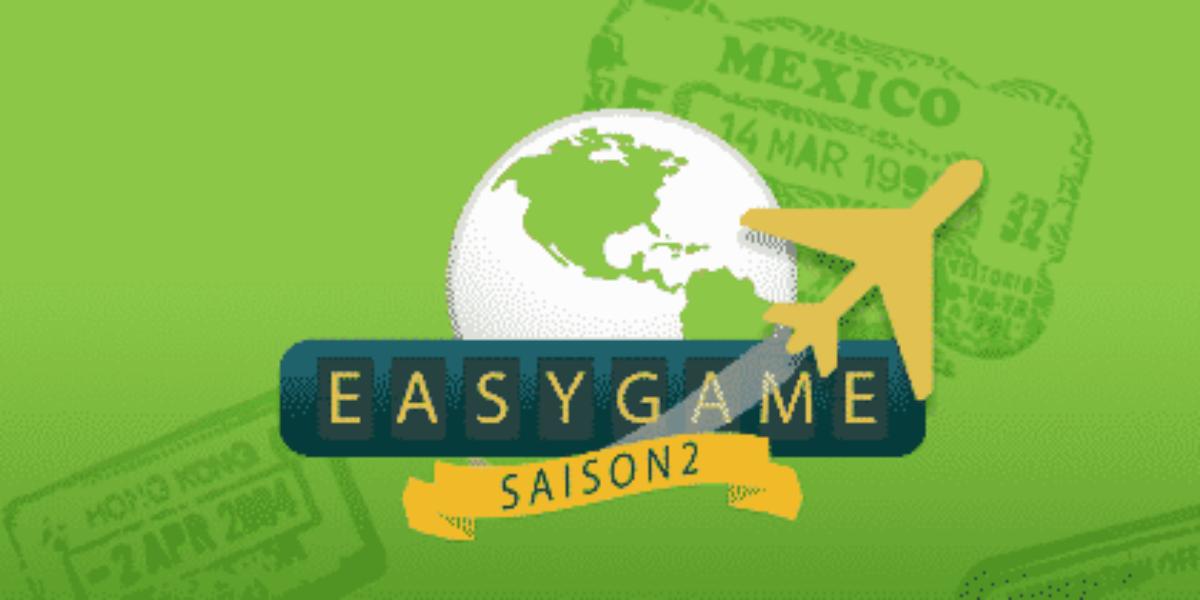 easyvoyage easygame saison 2