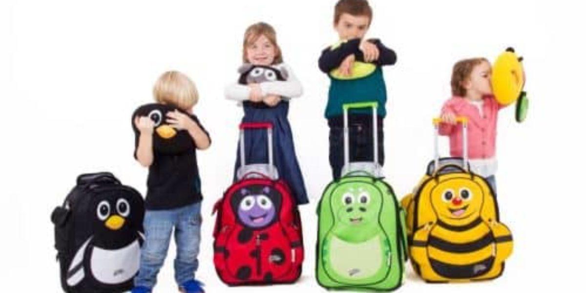 boutique voyages et enfants : valises pour enfants