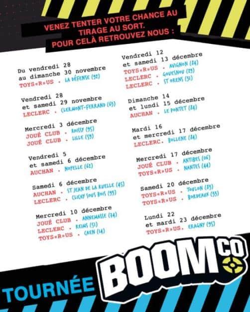 BOOMco-Tournee