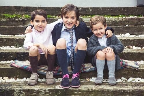 Pisamonas : chaussures pour enfants pas chers