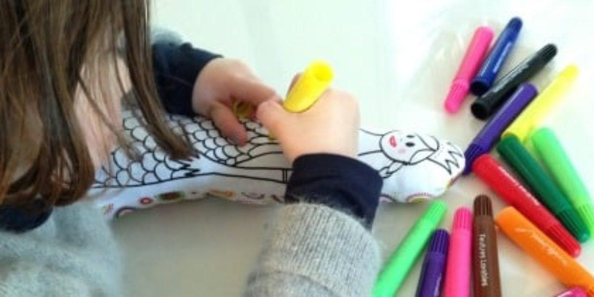 Princesse pour enfant à colorier Marielle Bazard